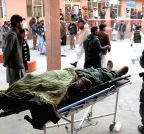AFGHANISTAN-LAGHMAN-SUICIDE BOMBING