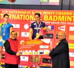 Lucknow: Syed Modi International Grand Prix Gold Badminton Championship - Saina Nehwal