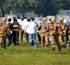 Lucknow: Mock drill to tackle riots