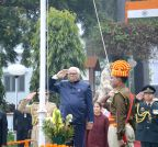 Lucknow:  Republic Day celebrations