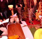 Ludhiana: Punjab CM public meeting