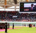 ZAMBIA-LUSAKA-ELECTED PRESIDENT-EDGAR LUNGU-INAUGURATION