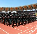 Lusaka: Zambia's 50th independence anniversary celebration