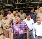 Malda: WB Home Secretary and DGP visit Malda