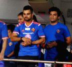 Margao:  ISL - Atletico de Kolkata vs FC Goa
