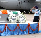 IAF Marshal Arjan Singh pays tribute to Kalam