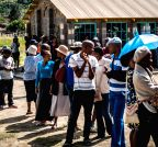 LESOTHO-MASERU-NATIONAL ELECTION