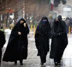 IRAN-MASHHAD-COLD WAVE