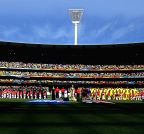Melbourne (Australia): ICC World Cup 2015 - Final - Australia vs New Zealand
