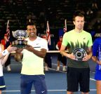 AUSTRALIA-MELBOURNE-MIXED DOUBLES FINAL