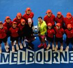 AUSTRALIA-MELBOURNE-TENNIS-AUSTRALIA OPEN-WOMEN'S DOUBLES FINAL