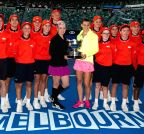 AUSTRALIA-MELBOURNE-TENNIS-AUSTRALIA OPEN-PRESS CONFERENCE