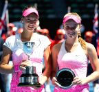 AUSTRALIA-MELBOURNE-TENNIS-AUSTRALIAN OPEN-JUNIOR GIRLS' SINGLES