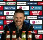 Melbourne: Brendon McCullum`s press conference