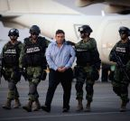 MEXICO-MEXICO CITY-TREVINO-ARREST