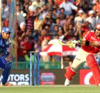 Mohali: IPL-2015 - Mumbai Indians vs Kings XI Punjab (Batch -6)