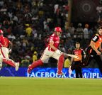 Mohali: IPL 2015 - Sunrisers Hyderabad  and Kings XI Punjab (Batch -3)
