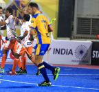 Mohali: Hockey India League - Kalinga Lancers vs Punjab Warriors