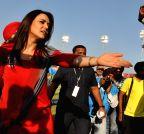 Mohali: IPL-2015 - Mumbai Indians vs Kings XI Punjab (Batch -5)