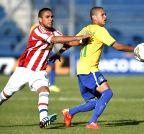 URUGUAY-MONTEVIDEO-SOCCER-PARAGUAY VS BRASIL