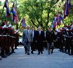 URUGUAY-MONTEVIDEO-CUBA-RAUL CASTRO