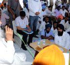 Muktsar: Parkash Singh Badal at Muktsar
