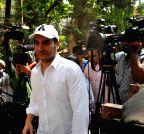 Mumbai: Salman Khan at Mumbai sessions court