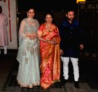 Mumbai: Soha Ali Khan and Kunal Khemu`s wedding party