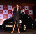 Mumbai: Sonakshi Sinha promotes collaboration between Nissan Sunny Sedan and 92.7 Big FM