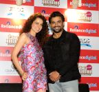 Mumbai: Promotion of Movie Tanu Weds Manu Returns