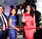 Mumbai: Richa Chadda during the launch of a salon