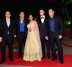 Mumbai: Arpita Khan's marriage reception