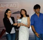 Mumbai: Karisma Kapoor launches Tamanna C's book The Way Ahead