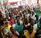 Mumbai: Congress protest