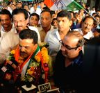 Mumbai: Sanjay Nirupam becomes new Mumbai Congress chief
