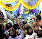 Mumbai: Ram Navmi celebration at Ram Mandir