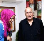 Mumbai: Mahesh Bhatt inaugurates art exhibition Elahiya