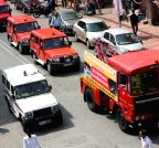 Mumbai: Fire Service Week