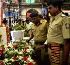 Mumbai: People pay homage to the victims of  26/11 attacks -CST