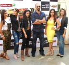 Mumbai: Launch of Colors TV show Khatron Ke Khiladi: Darr Ka Blockbuster Returns