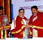 Mumbai: Maharashtra Governor confers  D Litt Dr Cyrus Poonawalla