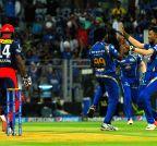 Mumbai: IPL 2015 - Mumbai Indians vs Delhi Daredevils
