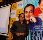 Mumbai: Launch of song compilation DVD pack - 101 Kalyanji Anandji Hits