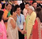 Mumbai: PM Modi at the inauguration of Sir H N Reliance Foundation Hospital & Research Centre