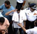 Mumbai: Tribute to firefighter Sunil Nesrikar