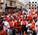 Nagpur: Ram Navami celebration