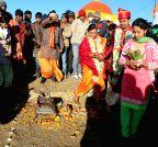 Nashik: Adventurous couple ties the knot atop Maharashtra's tallest peak