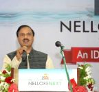 Nellore: Mahesh Sharma addresses at `NELLORE NEXT`