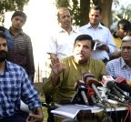 New Delhi: AAP press conference