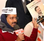 New Delhi: AAP manifesto release